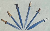 Greek Hoplite swords