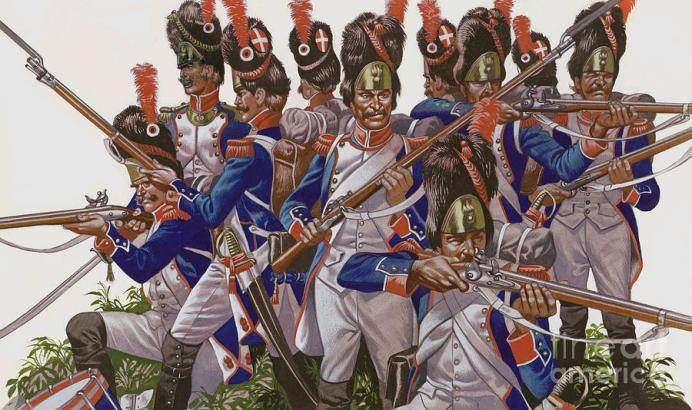 the-battle-of-jena-grenadiers-of-the-french-imperial-guard-ron-embleton