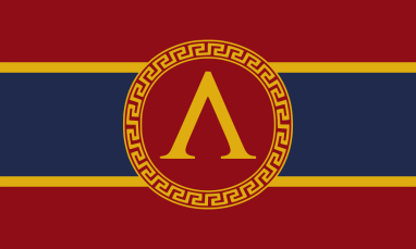 Flag of Sparta