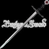Knight's broadsword