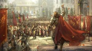 Louis de Blois and the French forces of the 4th Crusade enter Constantinople
