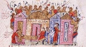 Varangians in the Madrid Skylitzes
