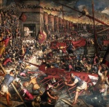 4th Crusade captures Constantinople, 1204