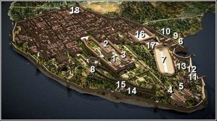 Roman era Byzantion