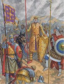 "Basil II, the ""new Justinian"""
