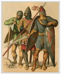Knights of the 1st Crusade