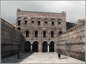 Blachernae Palace, Constantinople
