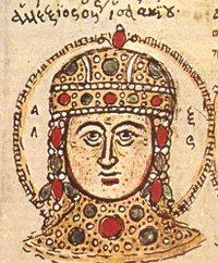 Alexios IV Angelos (r. 1203-1204), son of Isaac II