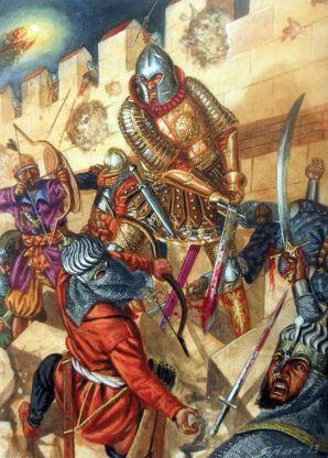 Constantine XI's last stand