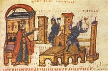 The reign of Leo III