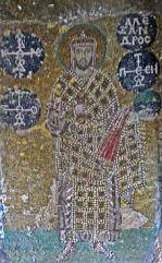 Emperor Alexander (r. 912-913), brother of Leo VI