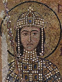 Alexios, Co-emperor and son of John II (r. 1122-1142)