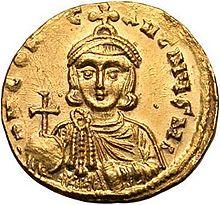 Constantine V Kopronymos (r. 741-775)