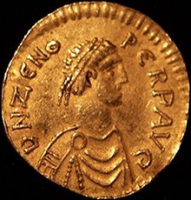 Emperor Zeno solidus