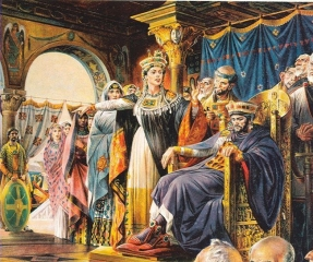 Imperial court of Justinian I