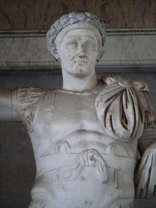 Statue of Constantine II