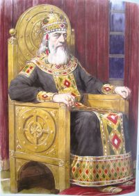 John V Palaiologos (r. 1341-1347/ 1354-1376/ 1379-1391)