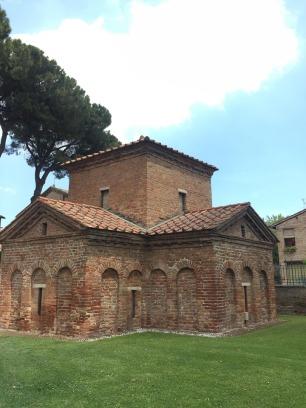 Mausoleum of Galla Placidia, Ravenna, 5th century