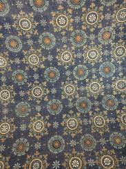 Original Star-sky mosaic patterns, Mausoleum of Galla Placidia