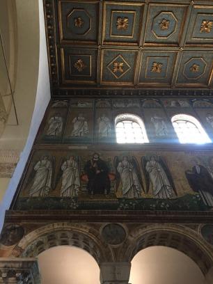 Arian version mosaic of Christ