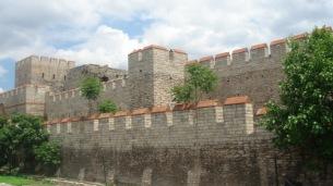 Walls of Theodosius II