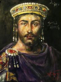Portrait of Justinian I