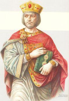 Leo III the Isaurian (r. 717-741), originally Konon