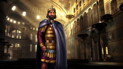 Alexios I Komnenos animation