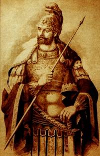 Constantine XI, Despot of Morea (1443-1448) before being emperor