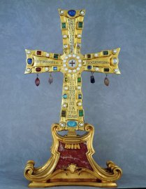 Golden cross of Justin II