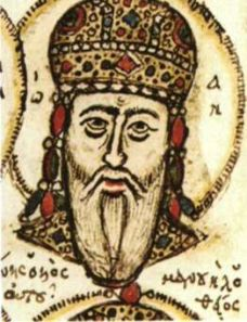 John V Palaiologos, son of Andronikos III and Anna of Savoy