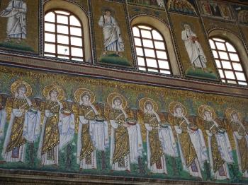 Ostrogoth era mosaics