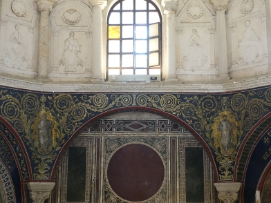 Interiors of the Orthodox Baptistery