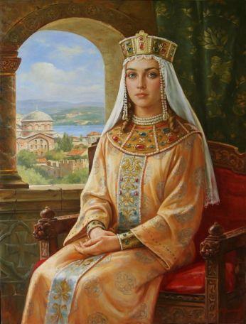 Empress Irene of Athens (r. 797-802)