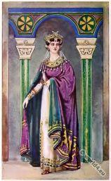 Empress Theodora, wife of Justinian I