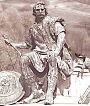 Illustration of Emperor Zeno (r. 474-491)