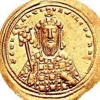 Gold solidus of Constantine VIII (r. 1025-1028)