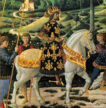 John VIII Palaiologos (r. 1425-1448), son of Manuel II and Helena Dragas