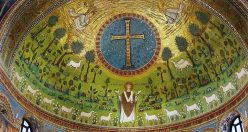 Mosaics at Sant'Apollinare in Classe