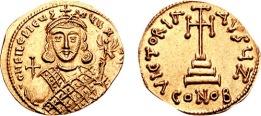 Emperor Philippikos Bardanes (r. 711-713)