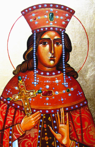Empress Pulcheria, wife of Marcian and sister of Theodosius II