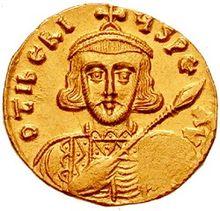 Emperor Tiberius III Apsimar (698-705)