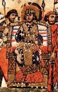 Emperor Theopilos (829-842)