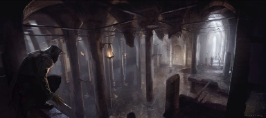 Basilica Cistern in AC Revelations