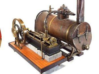 Modern steam boiler