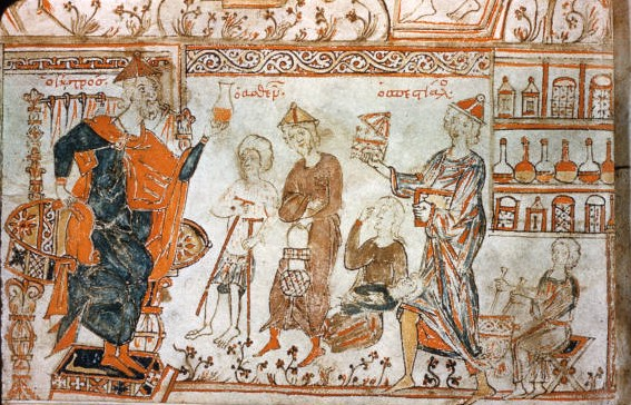 Medical practice in Byzantium