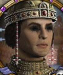 Emperor Constantine VI (780-797), blinded by his mother Irene of Athens