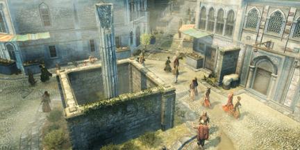 Forum of Theodosius with the column (AC Revelations)