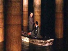 Basilica Cistern in James Bond: From Russia with Love (1963)