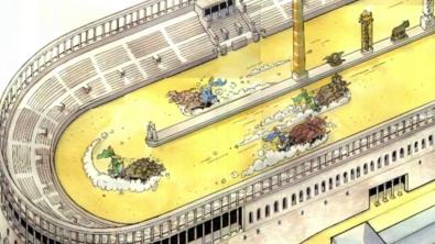 Hippodrome of Constantinople diagram